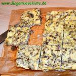 Artischocken-Omelett aus dem Backofen