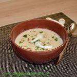 Buchenpilze-Cremesuppe