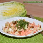 Bunter Chinakohl-Salat