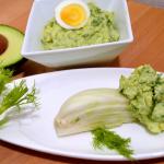 Fenchel mit Avocado-Bärlauch Remoulade