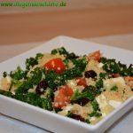 Grünkohl-Couscous-Salat
