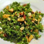 Grünkohlsalat italienisch