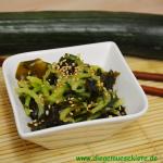 Gurken-Wakame-Salat