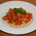 Kürbis-Apfel-Curry