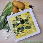 Ecuadorianische Mangoldsuppe