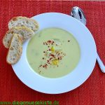 Navet-Cremesuppe