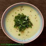 Pastinaken-Kokos-Suppe