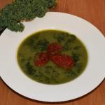 Caldo verde – Portugiesische Grünkohlsuppe