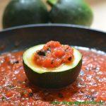 Rondini mit Tomatensauce