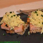 Deftige Sauerkraut-Bruschetta
