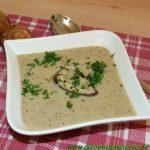 Shiitake-Kokos-Suppe