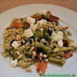 Couscous-Pfanne mit Grünspargel
