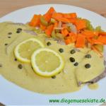 Vitello tonnato (Kalbfleisch mit Thunfischsauce)