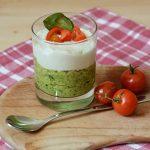 Zucchini-Gorgonzola-Cappuccino