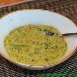 Zucchini-Curry-Dip